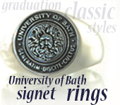 University of Bath Graduation giftware from Bath Uni gifts